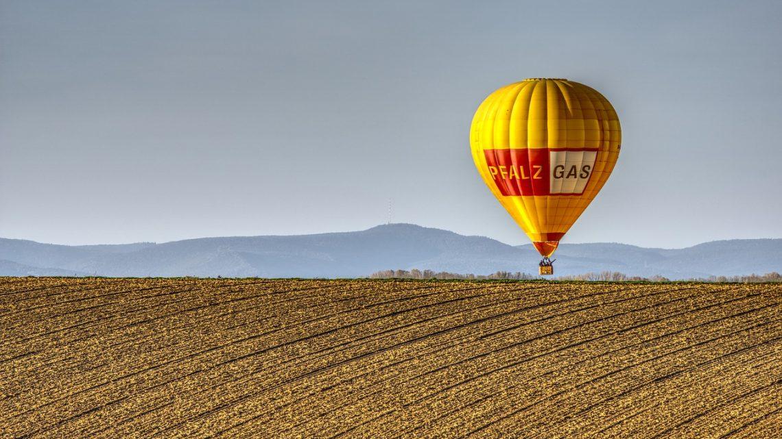 La science derrière les montgolfières