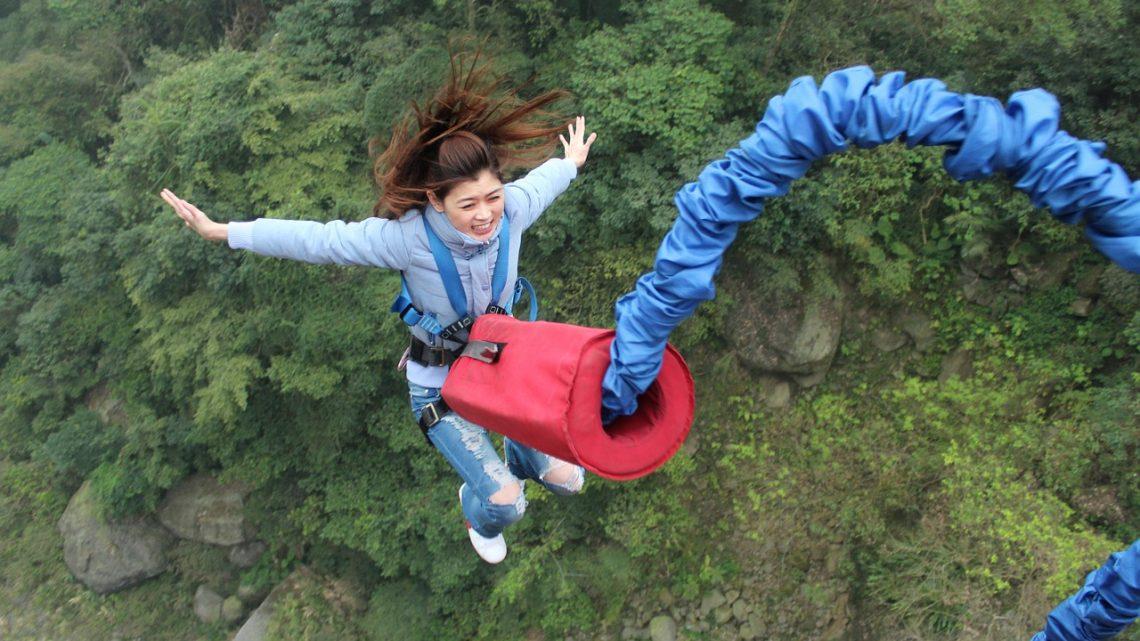 Pourquoi s'essayer au saut à l'élastique ?