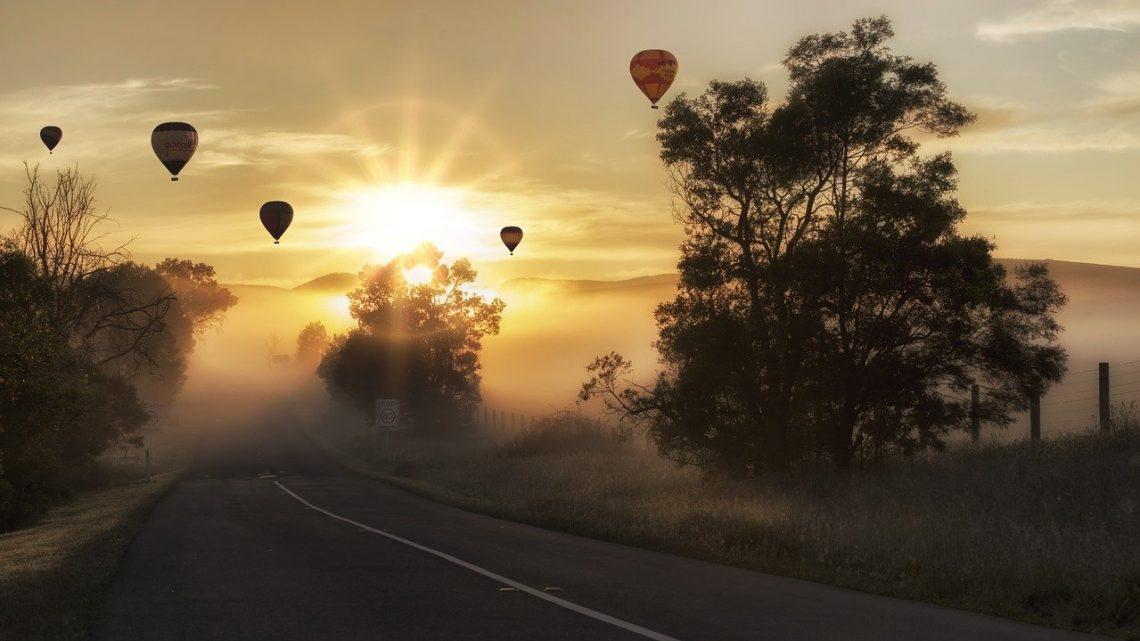 Pourquoi l'automne est la meilleure saison de vol ?
