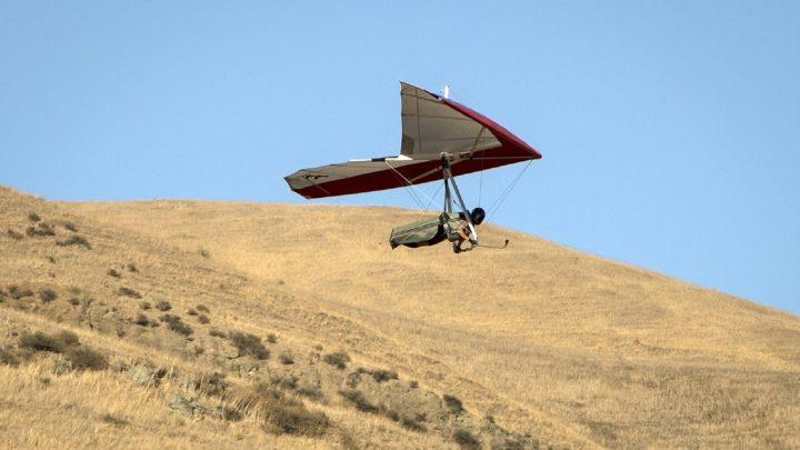 Le deltaplane pour les débutants
