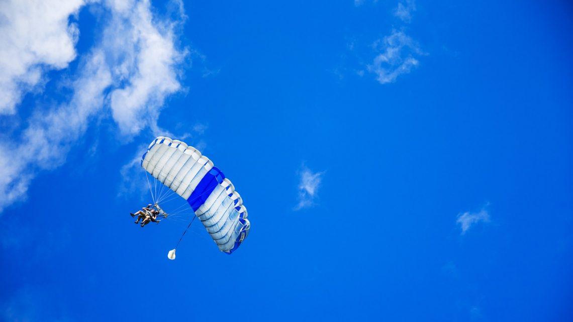 Faire du parachute quand il faut chaud : ce qu'il faut savoir !