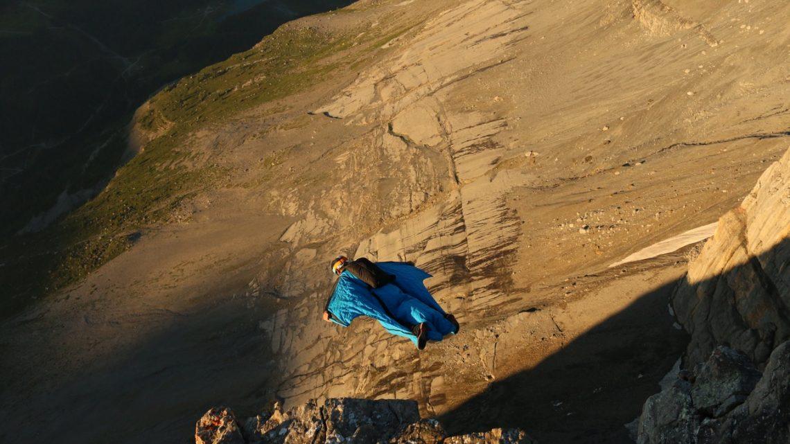 Comment commencer à voler en wingsuit ?