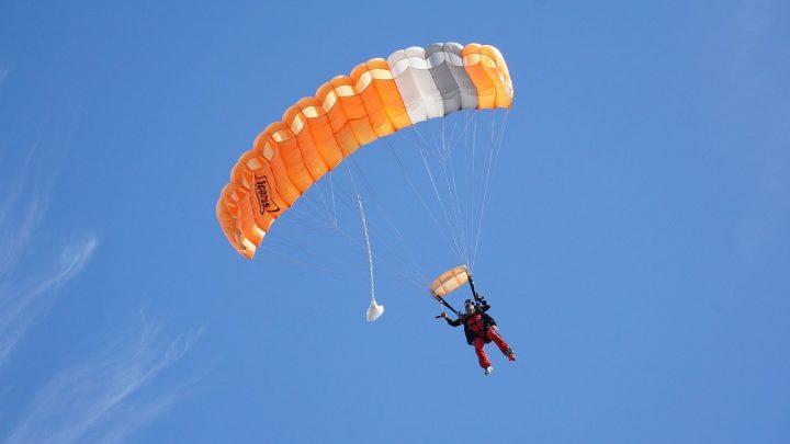 Le parachutisme peut-il être thérapeutique ?
