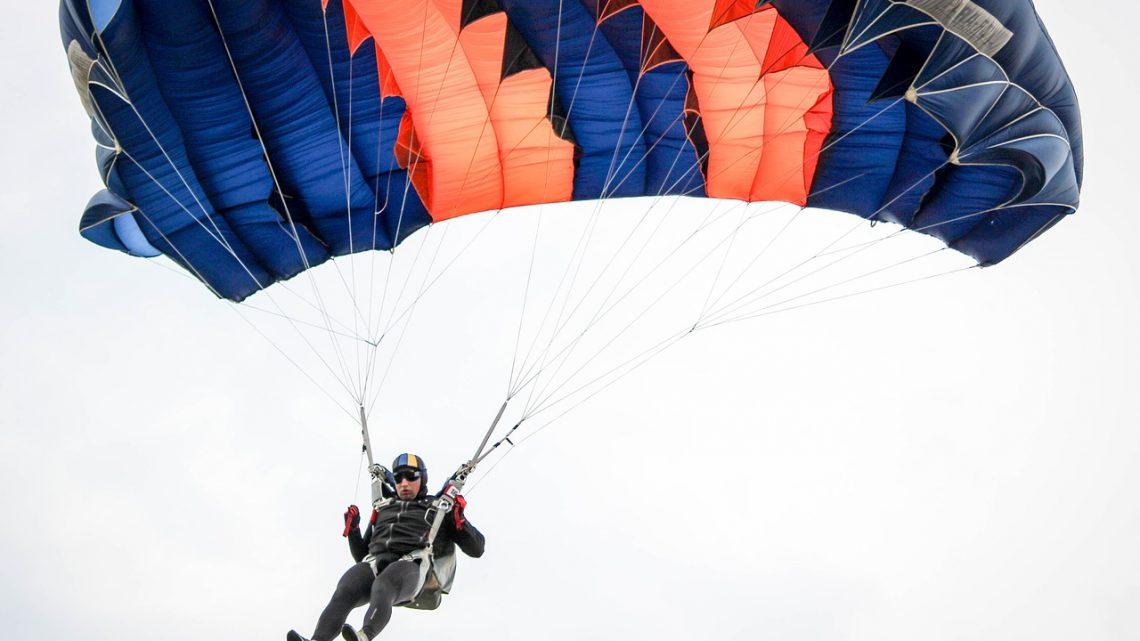 Gérer l'anxiété lors d'un saut en parachute