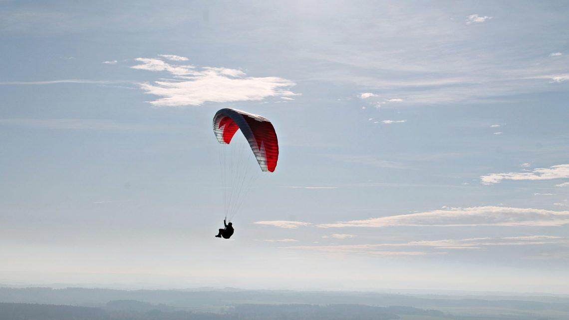 La technologie derrière le parachutisme
