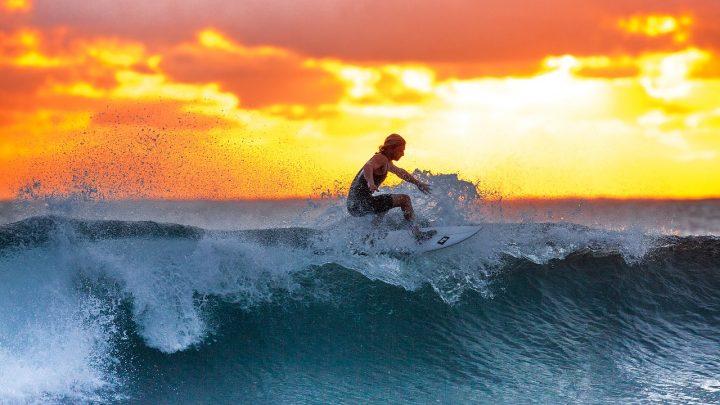 Les destinations de surf que vous devez considérer cet hiver